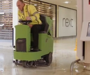 Avm temizlik hizmeti